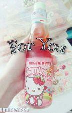For You (JiKook)  by ChiminieOppa