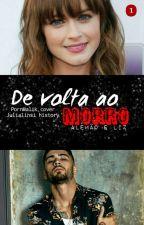 De volta ao Morro ( em revisão) by julialinsli
