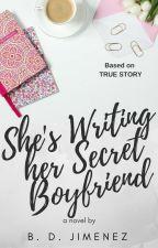 She's Writing her Secret Boyfriend by BDJimenez