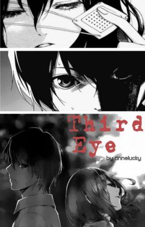 Third Eye by annelucky