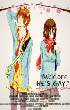 Back Off, He's Gay (OneShot) by Amarizeanth