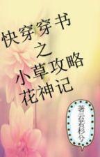 Khoái xuyên xuyên thư chi tiểu thảo công lược hoa thần kí - Vân Nhược Sam Hề by lamdubang