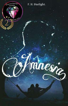 Amnesia. by FaithSchreave