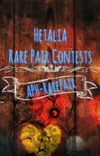 Hetalia Rare Pair Contests by APH-RarePair