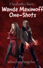Wanda Maximoff One Shots by xthecrazyfangirlxo