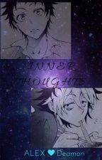 Inner Thoughts (One-Shot Trilogy) Kuro x Mahiru by crimson_dragon1899