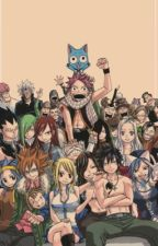 FAIRY TAIL ONESHOTS (requests open!!) by Rosie8833