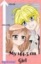 My 144.5cm girl ( Short Story ) by mysticmai
