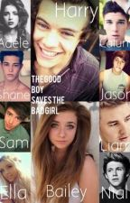The Good Boy Saves the Bad Girl. (Harry Styles) by YourLittleThingsxx