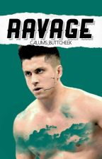 Ravage ᗣ TJ Perkins by Calums_Buttcheek
