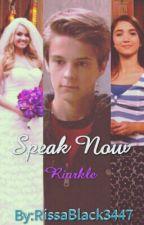 Speak Now by ViciousDramaAddict