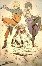 The Miracle Team 7 by Pein-loves-sakura
