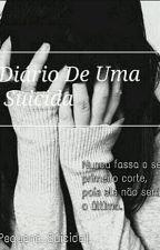 Diário De Uma Suicida  by -Pequena_Suicida-