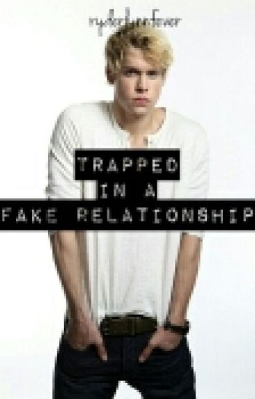 Trapped In A Fake Relationship (Glee Fanfiction)
