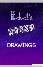 Rebel's Rockn Drawings by Rocknrebel44