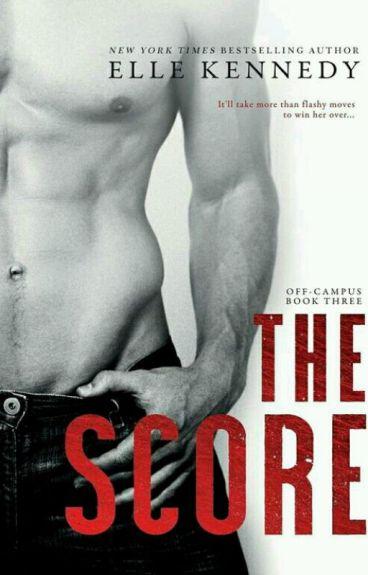 A pontuação  (The Score) Elle Kennedy