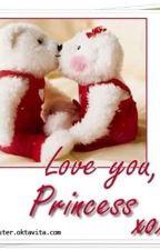 LOVE YOU PRINCESS by sehun240399
