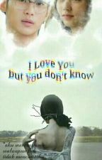 I LOVE YOU, BUT YOU DON'T KNOW by amrealiadagues23