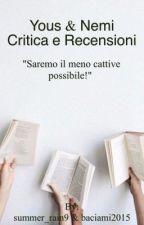 Yous & Nemi. Critica e Recensioni. by summer_rain9