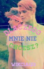 Dlaczego mnie nie chcesz?~ Chardre by czarna_a