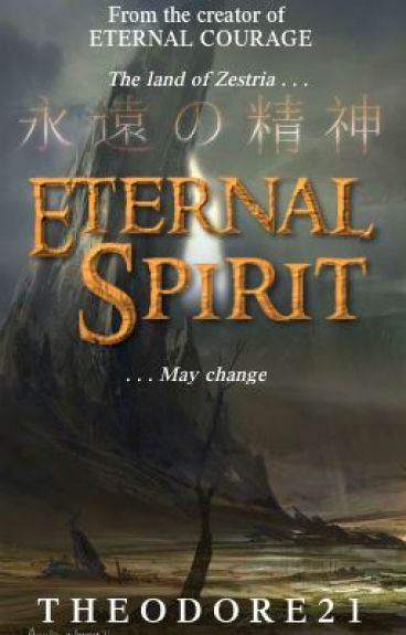 Eternal Spirit (25th May) by Theodore21