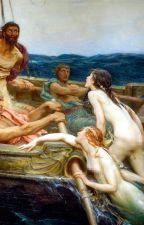 Secrets of the Mermaids. by Siedlark