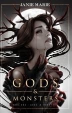 Gods & Monsters(Unedited Sample)Published version available(links on profile) by janie1617