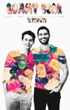 Gummy Bear |Sterek| by lira-0618
