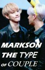 MarkSon The Type Of Couple. by Puppetaw