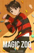 Magic Zoo_KookV by SooAe_vkook
