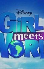 Girl meets world imagines  by AdrianaKingston