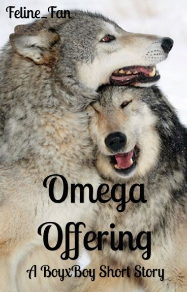 Omega Offering (boyxboy Halloween Short Story)