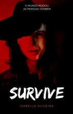 SURVIVE • Carl Grimes by Isabella--Oliveira