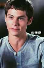 MR.O'BRIEN ↠ dylan o'brien  by voidgilbert
