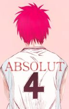 Absolut// Akashi Seijuro by Irlenna