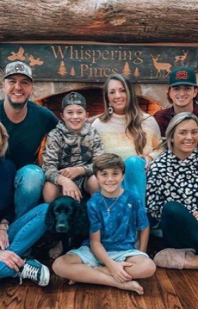 Luke Bryan Family  by CLABC123