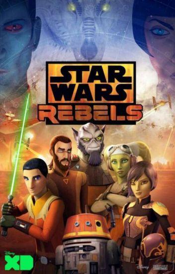 New Star Wars Rebels Seasons 3-4 Screenshots