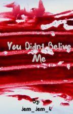 You Didn't Believe Me by jem_jem_4