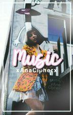 Music. | Syktinez. | ;02 by xLyCipherx