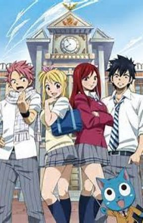 Fairy tail High (Craziest tale ever told) by ElementalQueens