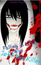 Falling in Love With Jeff The Killer by dariusloverforever