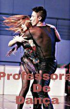 Professora De Dança  by AnneBeorlegui2