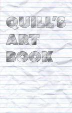 Quill's Art Book by quillandtalon