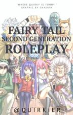 Fairy Tail Second Generation Roleplay by mondaytosaturday