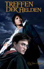 Treffen der Helden (Percy Jackson/Harry Potter Crossover) #IceSplinters18 by Jacquy94