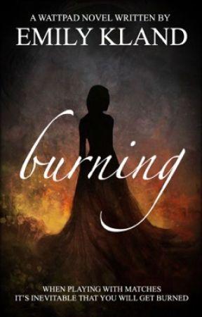 Burning by -EMILY--