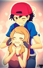 One shots- Amourshipping by alolan_vulpix