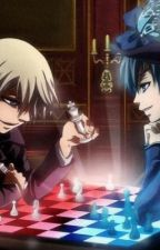 Black Butler X male reader(Discontinued,but you can still read it!) by Whyudothathuh