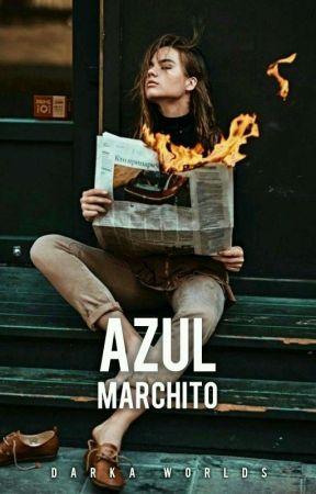 Azul marchito: Ánibal. by Darka_worlds