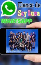 El elenco de soy Luna en Whatsapp.|Completado| by KopelioffTeam